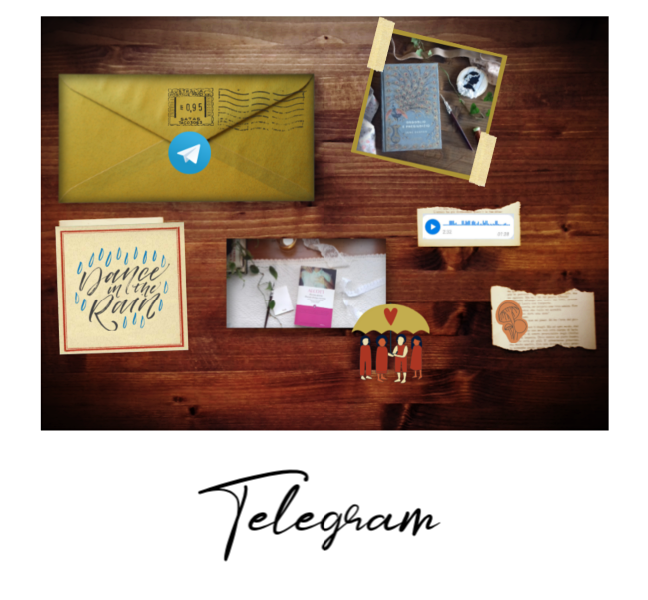 Telegram - Sas bellas Mariposas