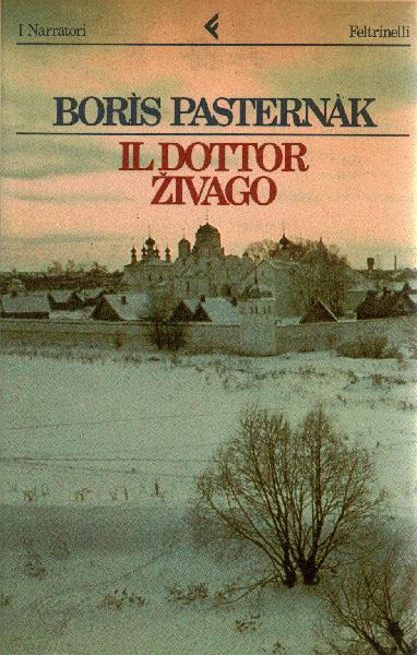 Libri da leggere in vacanza.  Consiglio di lettura in montagna numero 3 Il dottor Živago – Boris Pasternak